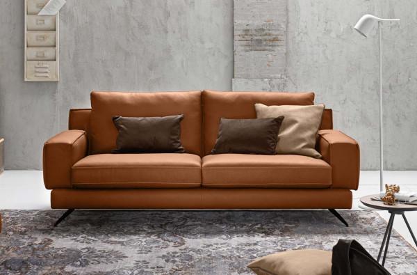 """Sofa """"Kennedy"""" in Echtleder"""